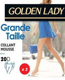 Lot collants mousse