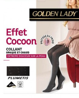 Collant chaud Effet Cocoon