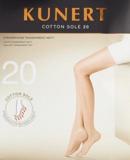 Collant Cotton Sole