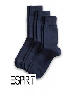 Lot 3 paires de chaussettes Homme ESPRIT
