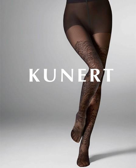 Collant résille MYSTICAL LACE de Kunert