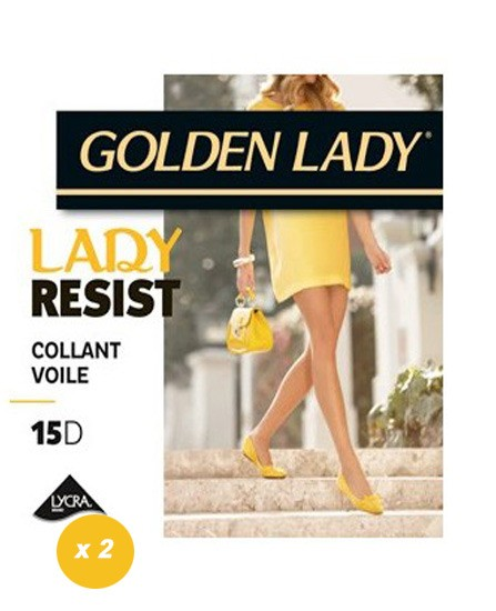 lot collant Lady Resist