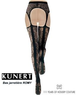 Ensemble porte-jarretelles et bas  Romy de Kunert