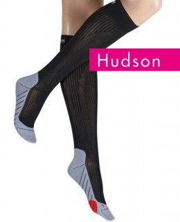 Chaussettes running Femmes MOVE COMPRESSION Hudson