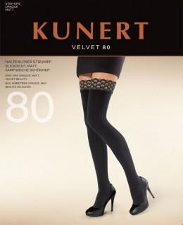 Bas autofixant Velvet 80 de Kunert sur collant.fr
