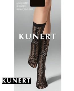 Chaussettes longues résille  Temptation de Kunert