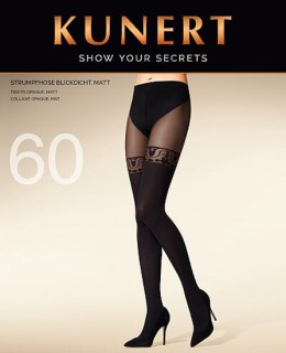 Collant fantaisie PURE TEMPTATION de Kunert