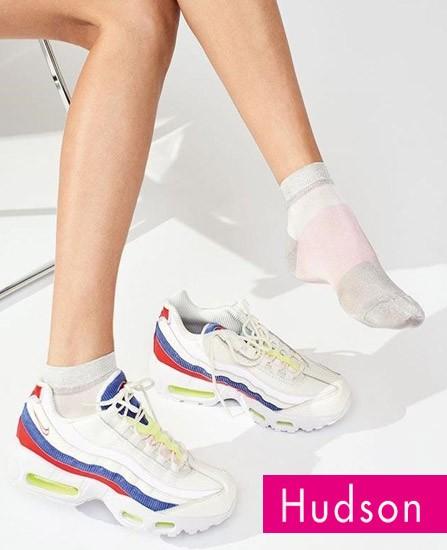 Lot 3 paires de chaussettes sport Hudson