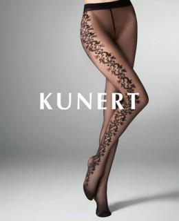 Collant fantaisie Tendril de Kunert sur collant.fr