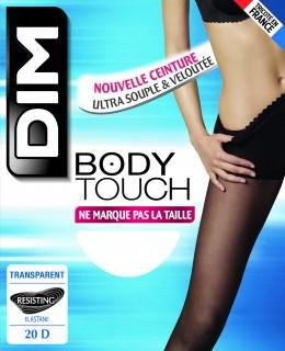 Collant Transparent Body Touch Liberté & Douceur