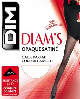 Collant Diam's Opaque Satiné