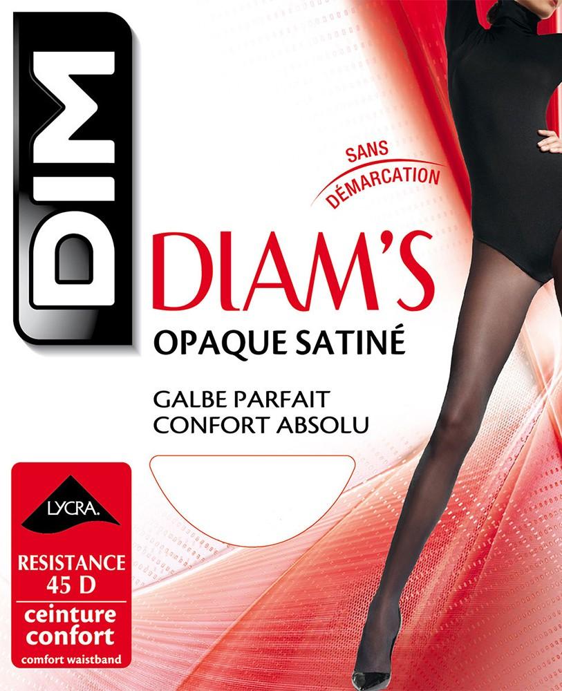 Collant Diam s Opaque Satiné de DIM sur collant.fr d5916c59cff