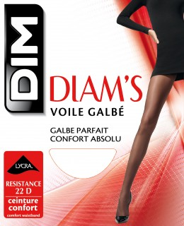 Collant Diam's Voile Galbé