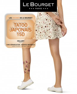 Collant Tatoo Japonais