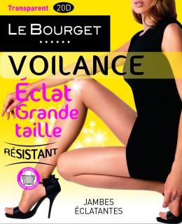 Collant Voilance Eclat Grande Taille Le Bourget