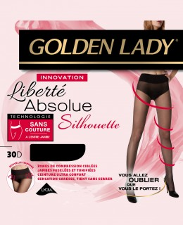 Collant Liberté Absolue Silhouette