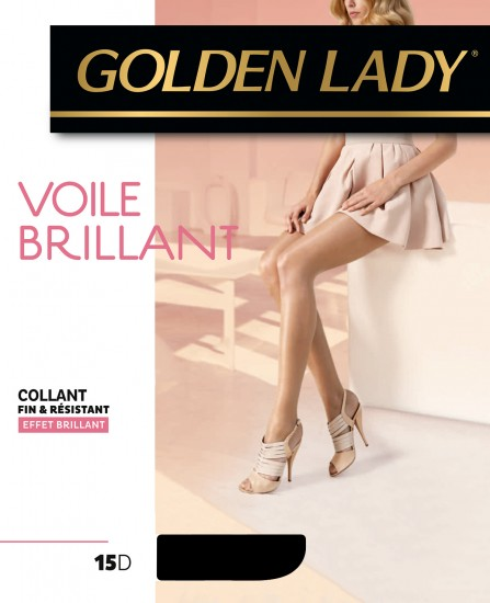 Collant Voile Brillant