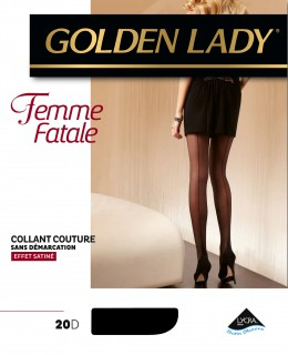 Collant Couture Femme Fatale