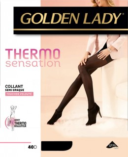 Collant Thermo Sensation 40
