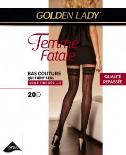 Bas Top Couture Femme Fatale