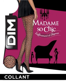 Collant Ecaille Madame So Chic