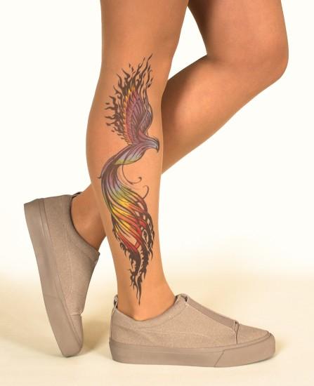 Collant Tatouage Firebirds