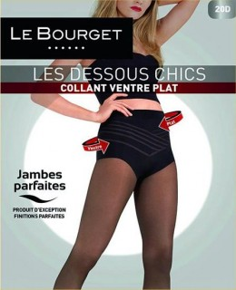 Collant Ventre Plat Dessous Chics