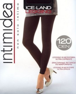 Legging Opaque Ice-land 120D