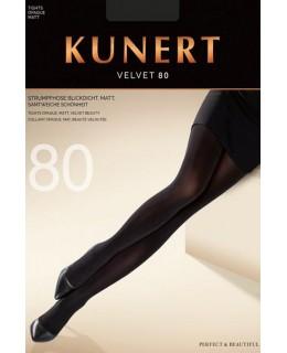 Collant opaque Velvet 80 de Kunert