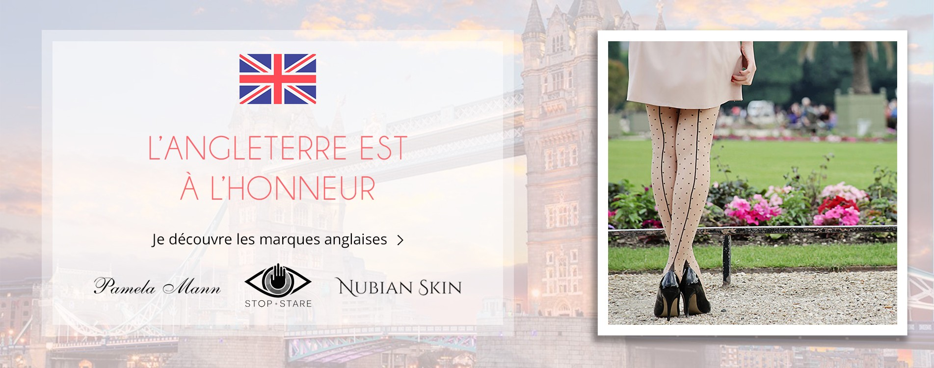 Les jolies marques anglaises sont sur collant.fr !